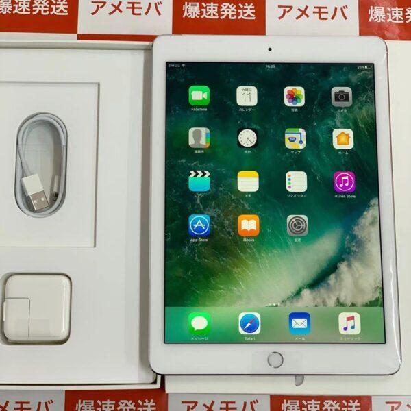 iPad Air 第2世代 docomo 128GB MGWM2J/A A1567-正面