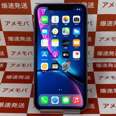 iPhoneXR au版SIMフリー 128GB MT0U2J/A A2106
