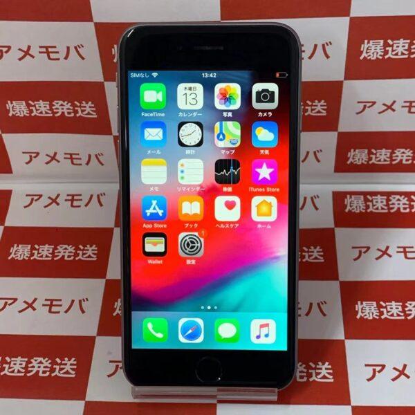iPhone6s au版SIMフリー 16GB MKQJ2J/A A1688-正面