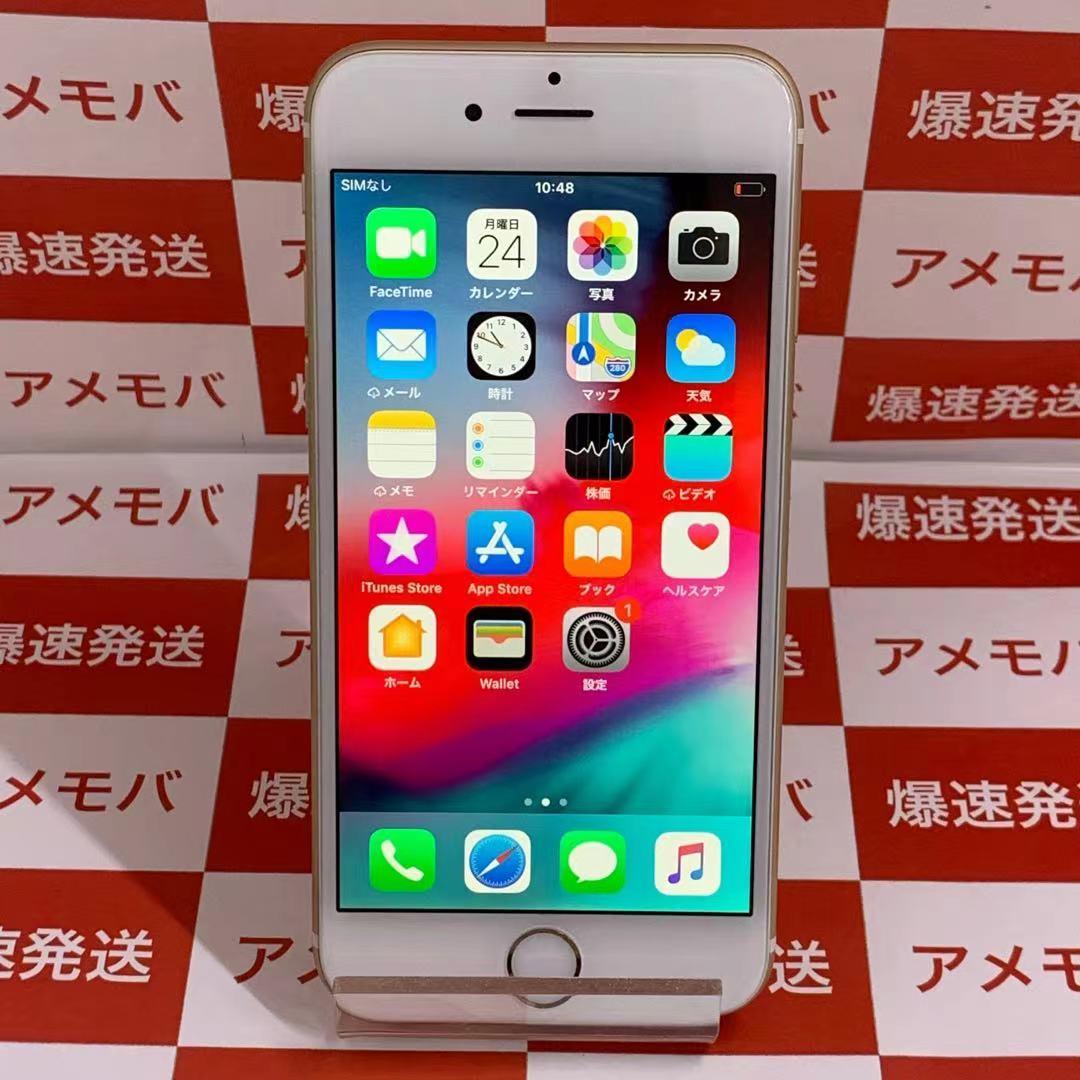 iPhone 6 64GB au [ゴールド]