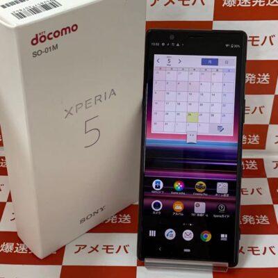 Xperia 5 SO-01M docomo 64GB SIMロック解除済み