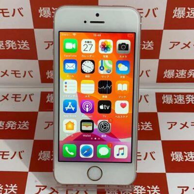 iPhoneSE docomo版SIMフリー 32GB MP852J/A A1723