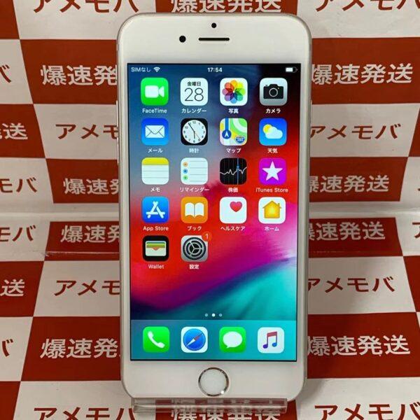iPhone6 SoftBank 64GB MG4H2J/A A1586-正面