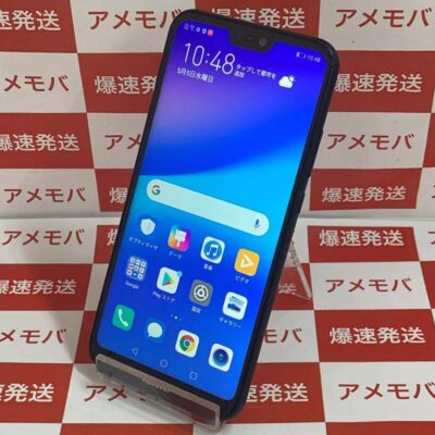 HUAWEI P20 lite SIMフリー 32GB Mineo版 ANE-LX2J
