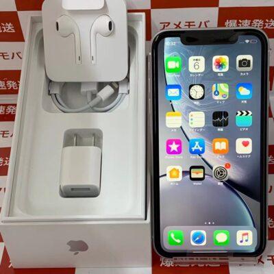 iPhoneXR docomo版SIMフリー 128GB MT0J2J/A A2106
