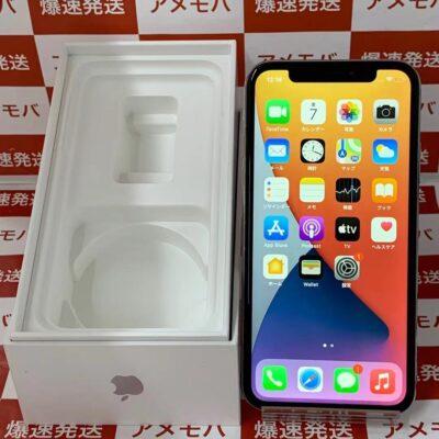 iPhoneX au版SIMフリー 256GB NQC22J/A A1902