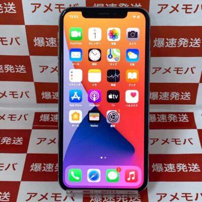 iPhoneX SoftBank版SIMフリー 64GB MQAY2J/A A1902