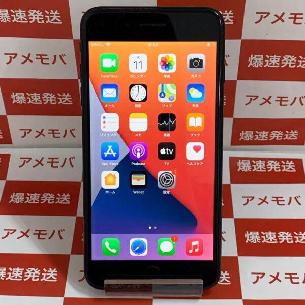 iPhone7 Plus au版SIMフリー 256GB MN6L2J/A A1785-正面