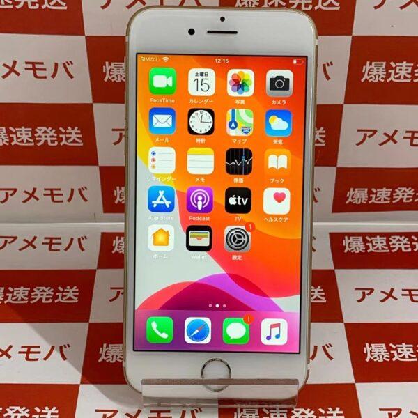 iPhone6s SoftBank版SIMフリー 16GB MKQL2J/A A1688-正面