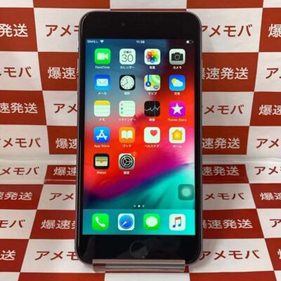 iPhone6s Plus docomo版SIMフリー 64GB MKU62J/A A1687