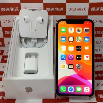 iPhone11 SoftBank版SIMフリー 128GB MWM22J/A A2221