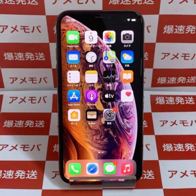 iPhoneXS docomo版SIMフリー 256GB MTE22J/AA2098