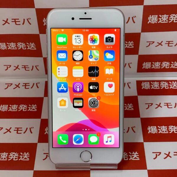 iPhone6s SoftBank版SIMフリー 128GB MKQU2J/A A1688-正面