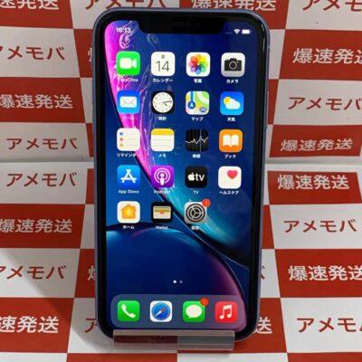 iPhoneXR SoftBank版SIMフリー 128GB NT0U2J/A A2106