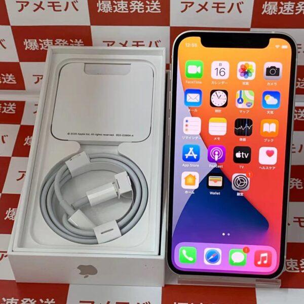 iPhone12 mini Apple版SIMフリー 128GB MGDM3J/A A2398-正面