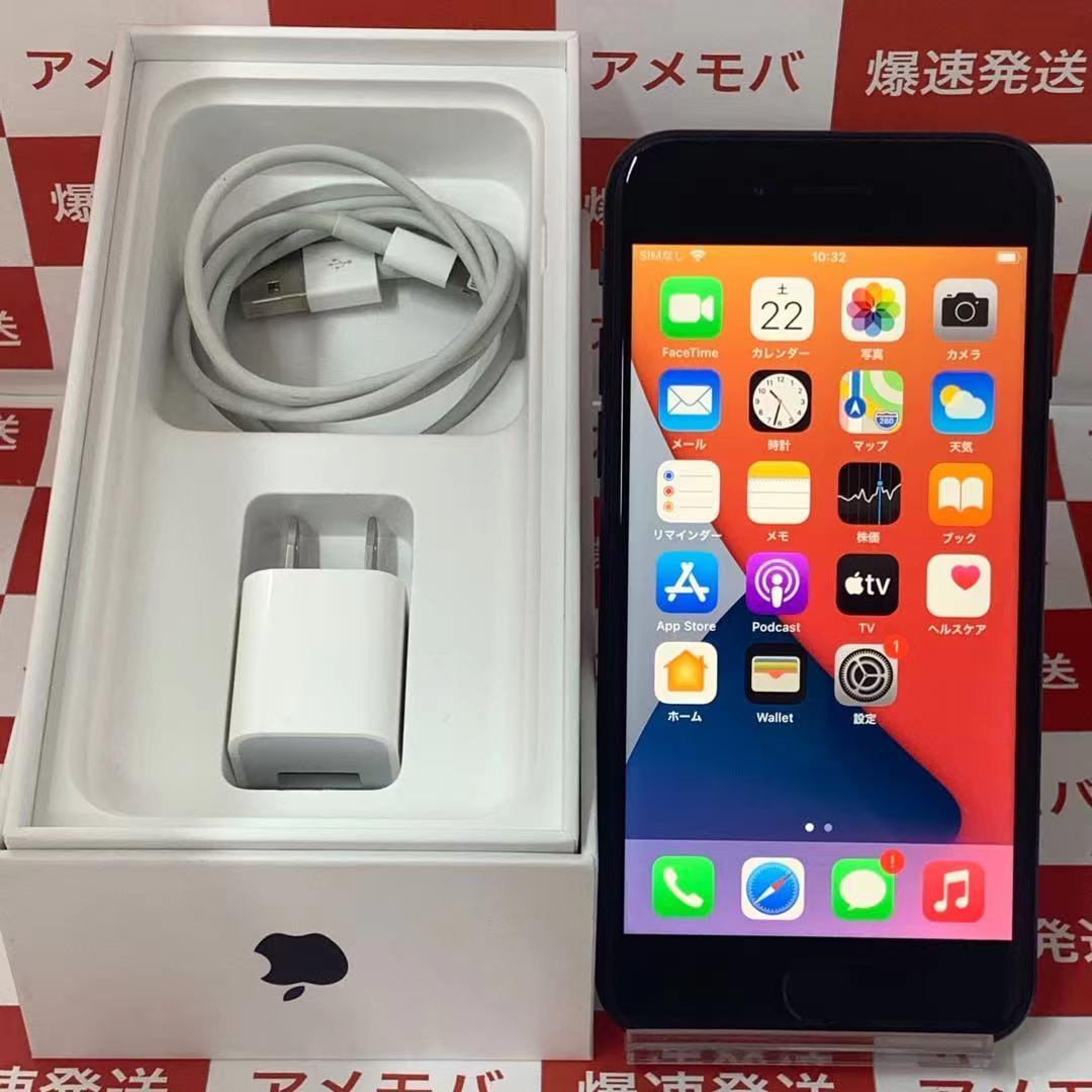 iPhone SE (第2世代) 64GB au [ブラック]