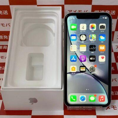 iPhoneXR au版SIMフリー 128GB MT0J2J/A A2106