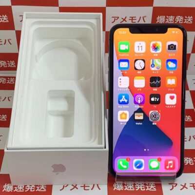 iPhoneX SoftBank版SIMフリー 64GB MQAX2J/A A1902