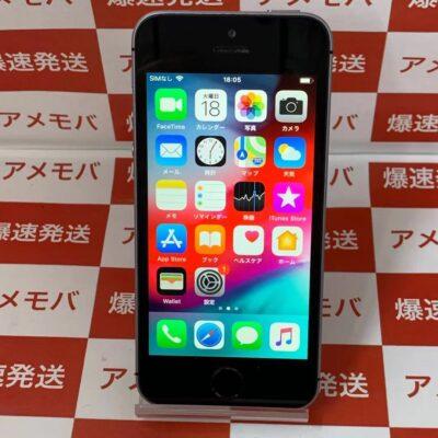 iPhoneSE Apple版SIMフリー 64GB MLM62J/A A1723