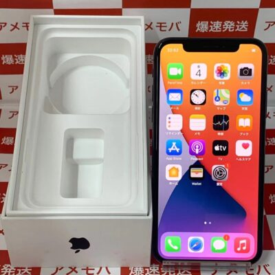 iPhoneX docomo版SIMフリー 64GB MQAX2J/A A1902