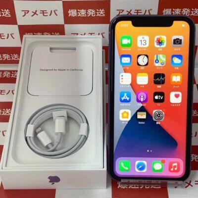 iPhone11 Apple版SIMフリー 128GB MHDM3J/A A2221