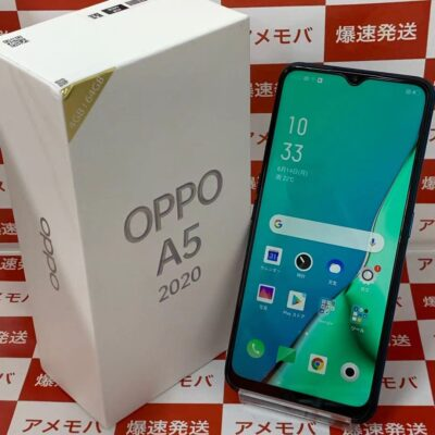 OPPO A5 2020 楽天モバイル版SIMフリー 64GB CPH1943