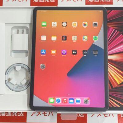 iPad Pro 11インチ 第3世代 au版SIMフリー 512GB MHW93J/A A2459