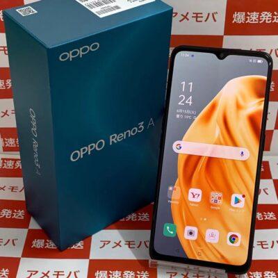OPPO Reno3 A Y!mobile 128GB A0020P SIMロック解除済み