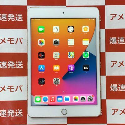 iPad mini 4 docomo版SIMフリー 16GB MK712J/A A1550