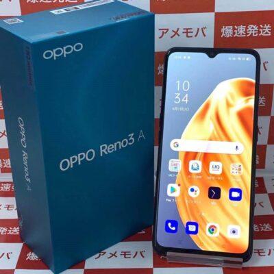 OPPO Reno3 A UQmobile 128GB CPH2013 SIMロック解除済み デュアルSIM