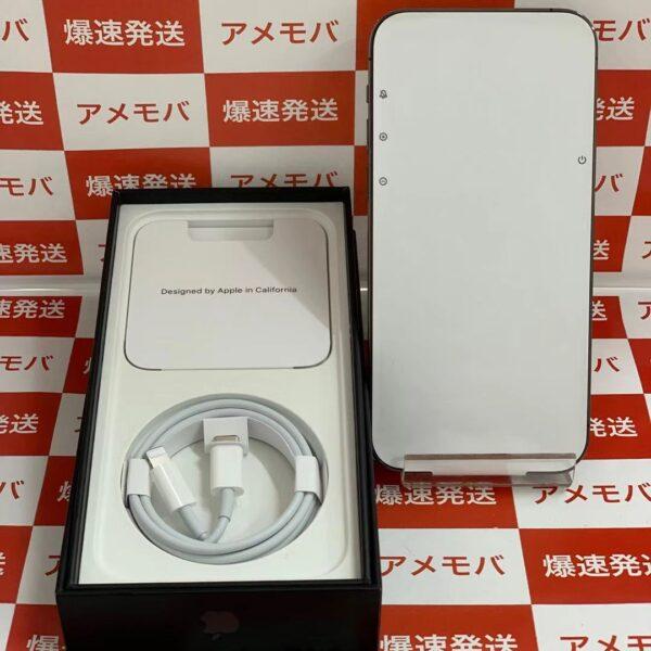 iPhone12 Pro 256GB au版SIMフリー MGM93J/A A2406 正面
