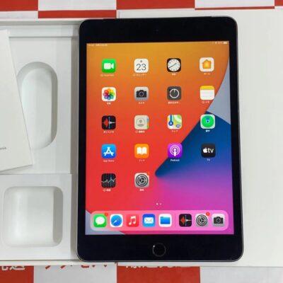 iPad mini 4 au版SIMフリー 16GB MK6Y2J/A A1550