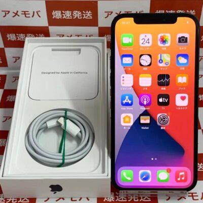 iPhone12 SoftBank版SIMフリー 256GB MGJ03J/A A2402