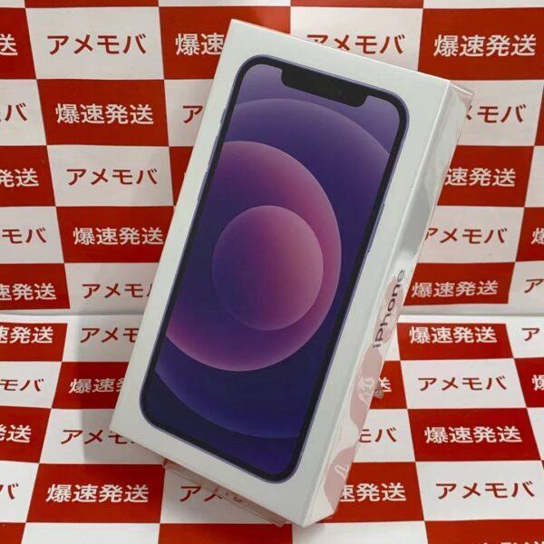 iPhone12 SoftBank版SIMフリー 128GB MJNJ3J/A A2402-正面