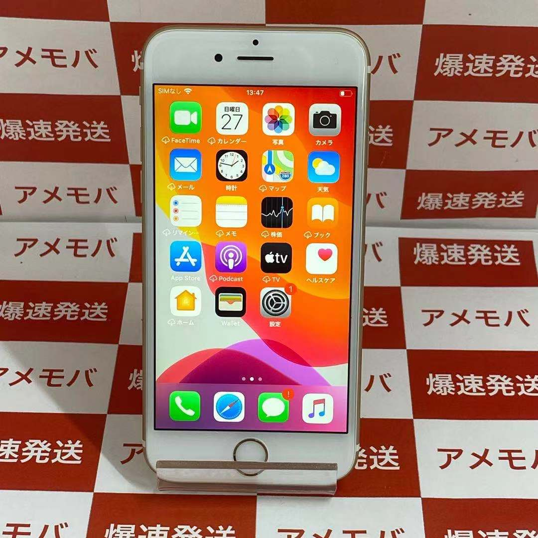 iPhone 6s 16GB au [ゴールド]