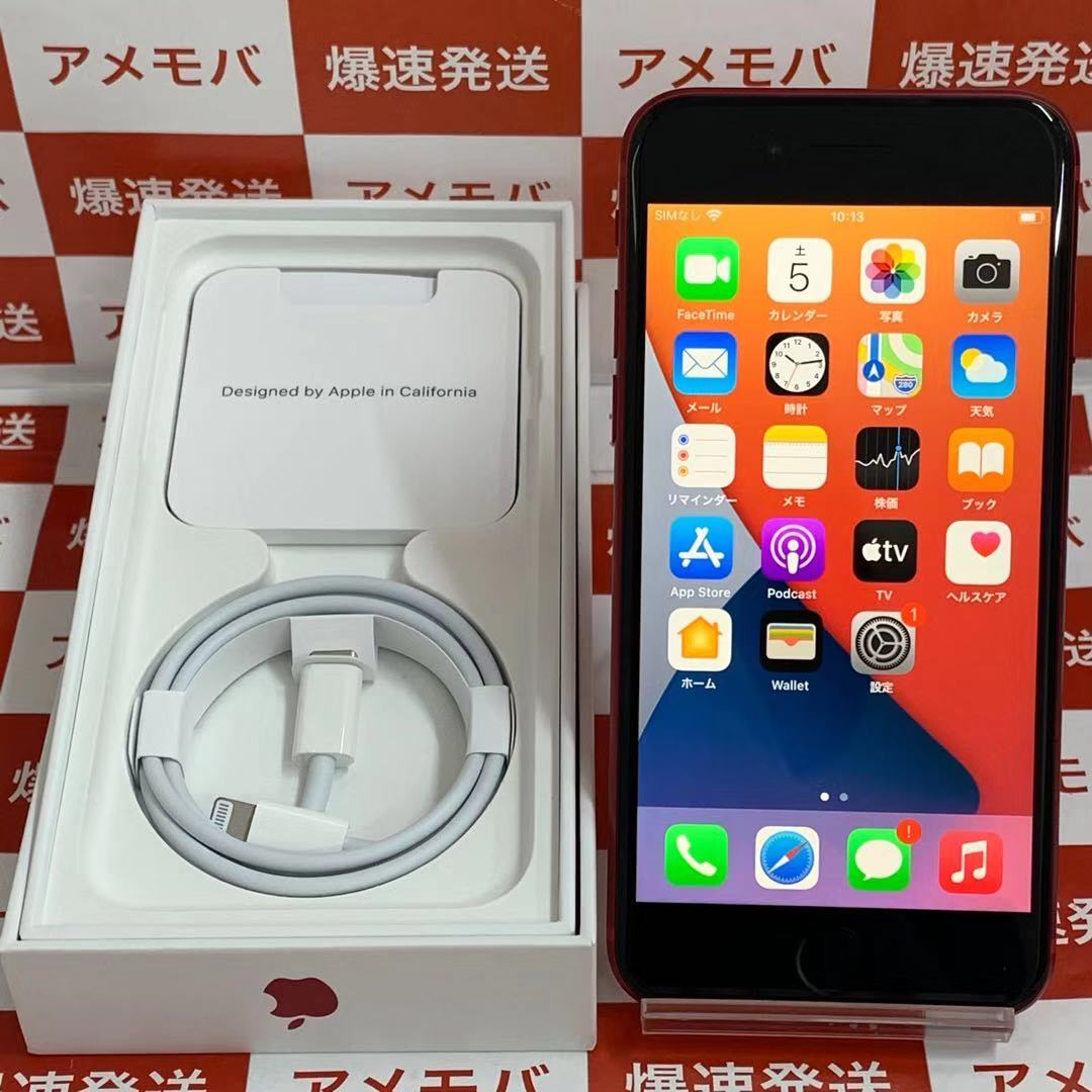 iPhone SE (第2世代) (PRODUCT)RED 64GB au [レッド]
