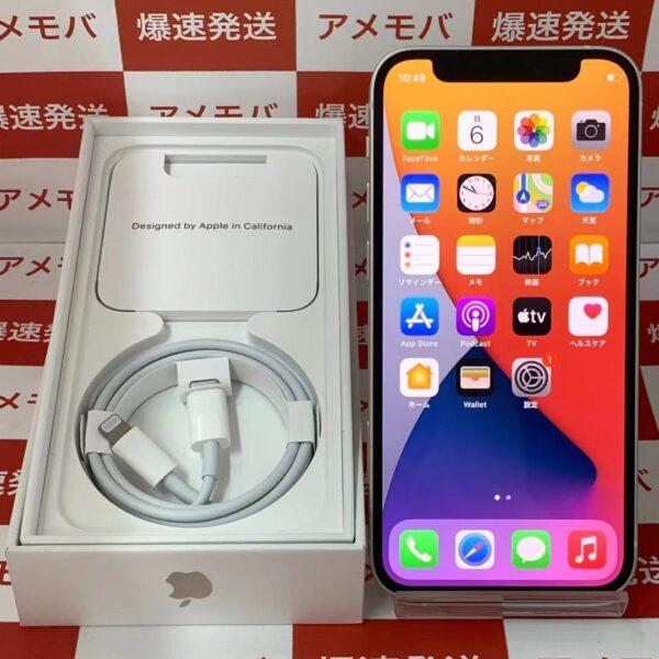 iPhone12 mini au版SIMフリー 64GB MGA63J/A A2398-正面