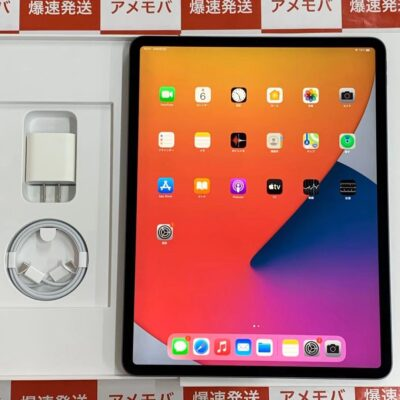 iPad Pro 12.9インチ 第3世代 Wi-Fiモデル 256GB FTFL2J/A A1876 整備品
