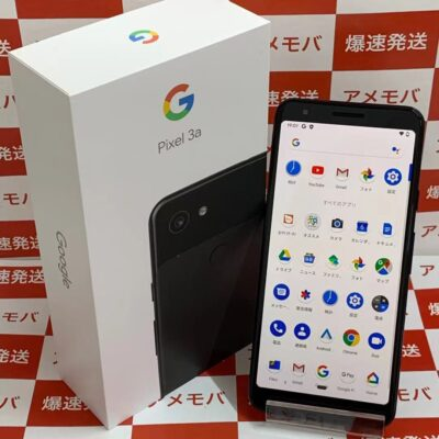 Google Pixel 3a SoftBank 64GB SIMロック解除済み