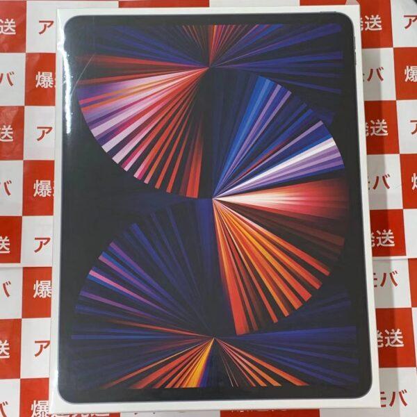 iPad Pro 12.9インチ 第5世代 Wi-Fiモデル 2TB MHNP3J/A A2378-正面