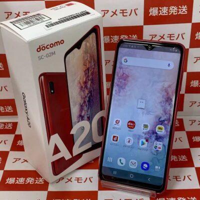 Galaxy A20 SC-02M docomo 32GB SIMロック解除済み
