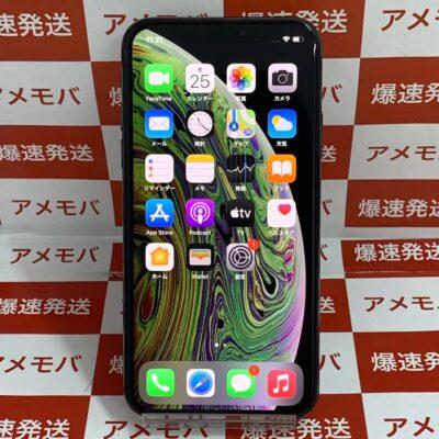 iPhoneXS SoftBank版SIMフリー 256GB MTE02J/A A2098