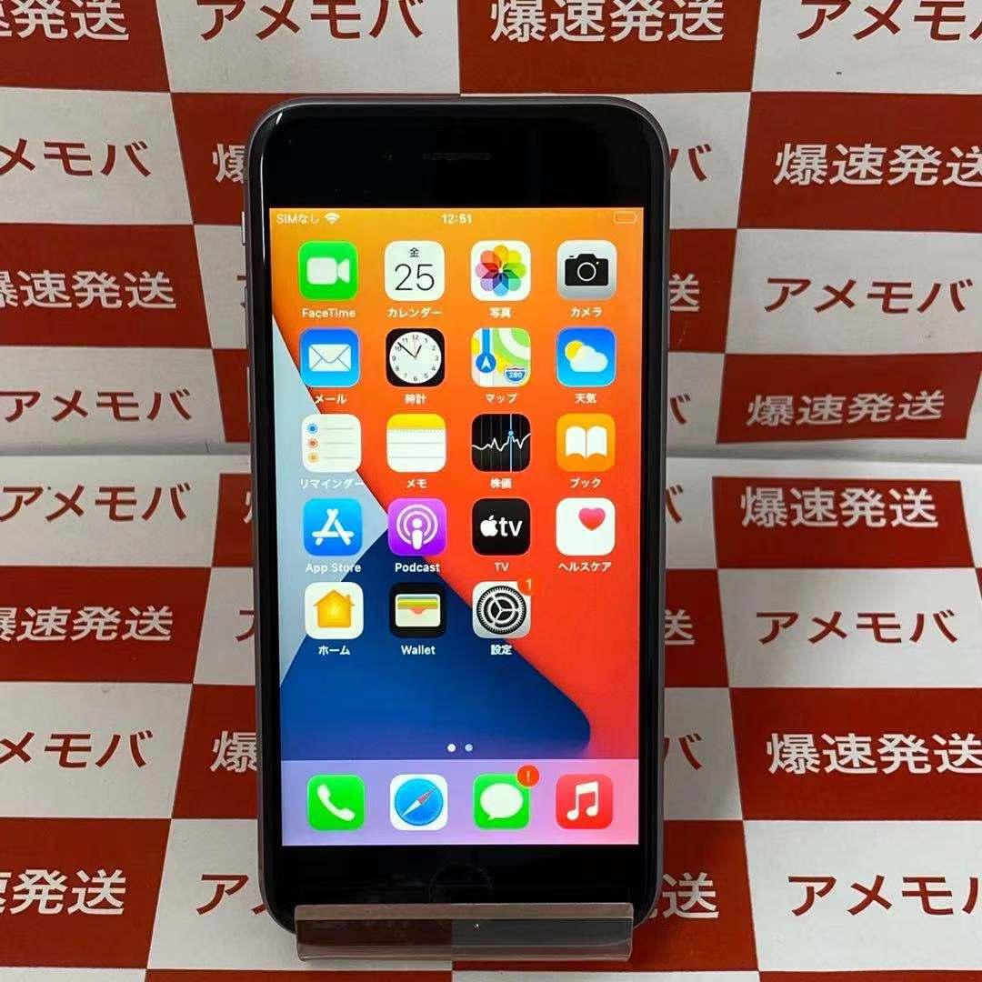 iPhone 6s 16GB au [スペースグレイ]