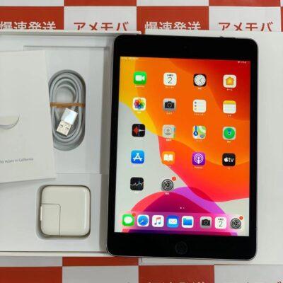 iPad mini 4 SoftBank版SIMフリー 128GB MK762J/A A1550