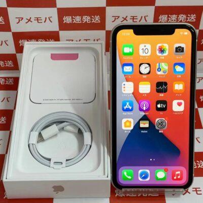 iPhone11 UQ版SIMフリー 64GB MHDC3J/A A2221