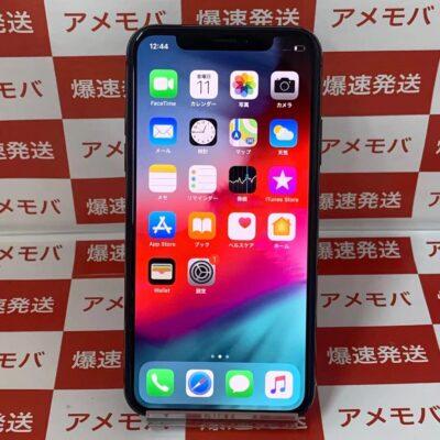 iPhoneX SoftBank版SIMフリー 256GB NQC12J/A A1902