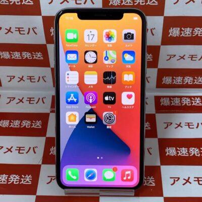 iPhoneX docomo版SIMフリー 64GB MQAY2J/A A1902