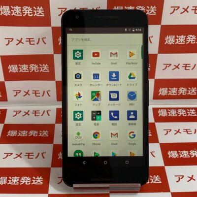 Nexus 5X Y!mobile 32GB SIMロック解除済み