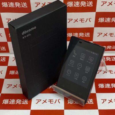 カードケータイ KY-01L docomo 8GB SIMロック解除済み