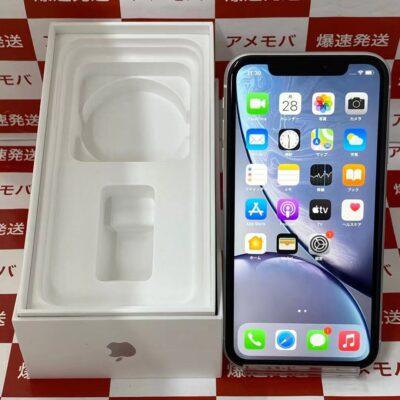 iPhoneXR SoftBank版SIMフリー 64GB MT032J/A A2106